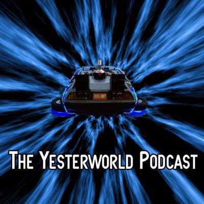 Cover art for The Yesterworld Podcast #018 - Talkin' Jimmy Neutron,