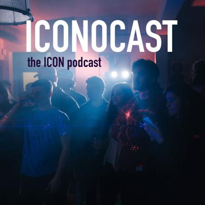 Cover art for ICONOCAST Inaugural Episode: MYTHIC
