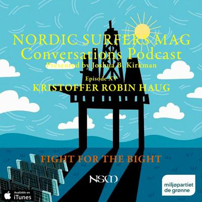 Cover art for Episode 15 - FIGHT FOR THE BIGHT - Kristoffer Robin Haug