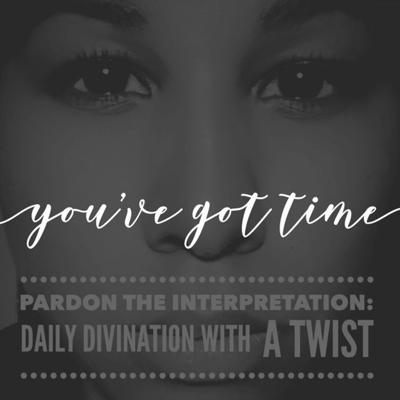 Cover art for Pardon the Interpretation Vol. 116: You've Got Time