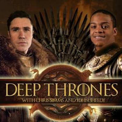 Cover art for Deep Thrones Season 8 Finale