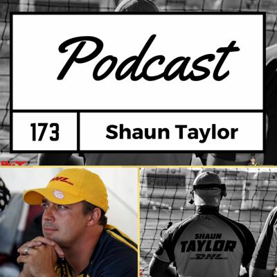 Cover art for FPV Podcast #173 - Shaun Taylor