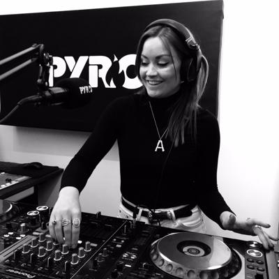 Cover art for Live Mix | Pyro Radio | May 2019