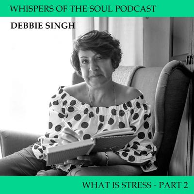 Cover art for WHISPERS OF THE SOUL - WHAT IS STRESS (PART 2)
