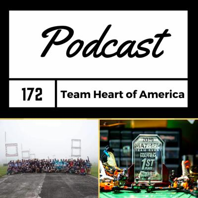 Cover art for FPV Podcast #172 - Team Heart of American