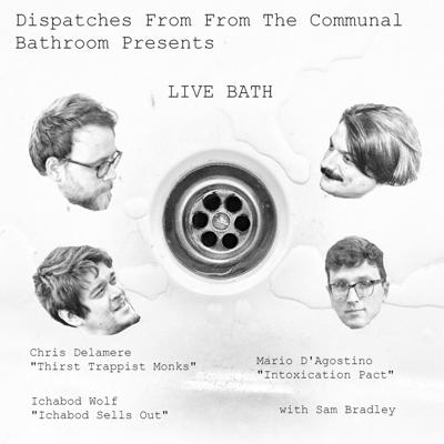 Cover art for Live Bath