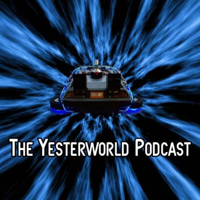 Cover art for The Yesterworld Podcast #023 - Talkin' Alice in Wonderland, Vintage Theme Park Films, Pixar & More!