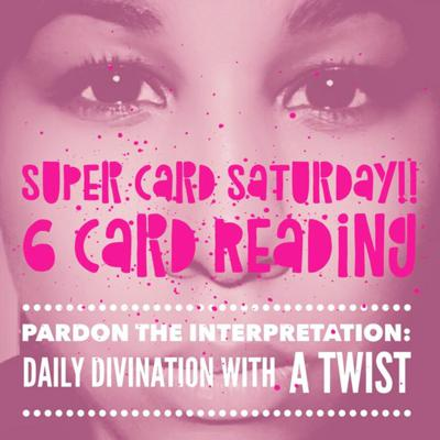 Cover art for Pardon the Interpretation Vol. 118: Super Card Saturday #2