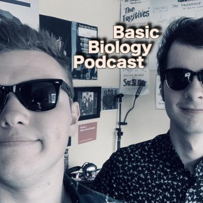 Cover art for BBP Episode 3 - Epigenetics, Immortality and Grunting