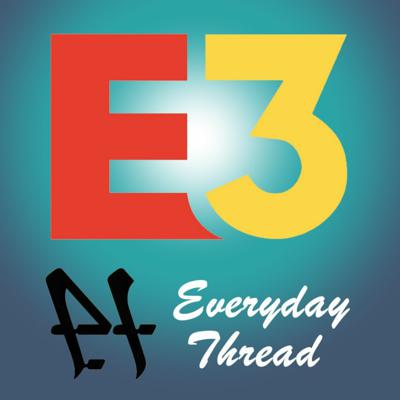 Cover art for Threadcast Special EP 6 - E3 2019! Discussing the conferences and games from the show
