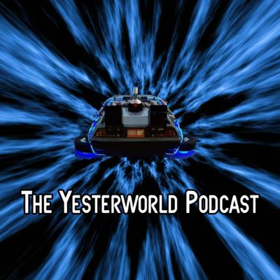 Cover art for The Yesterworld Podcast #024 - Talkin' Tomorrowland, Hagrid Coaster & Country Bear Replacement