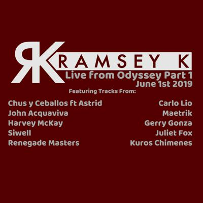Cover art for Ramsey K Live from Odyssey Atlanta Part 1.mp3