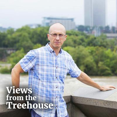 Cover art for Views from the Treehouse Hosts Hit the Hot Seat