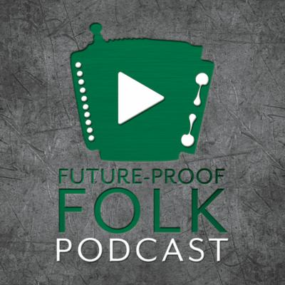 Cover art for Episode 5: Matthew Bannister and Folk On Foot