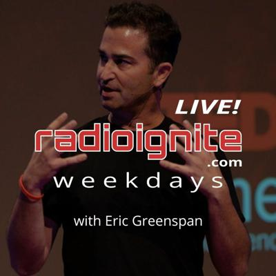 Radio Ignite Live with Eric Greenspan - Helping accountants, bookkeepers, tax pros and attorneys Ignite Your Practice!