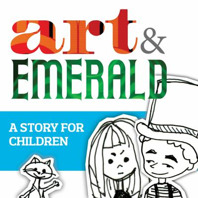 Cover art for Art & Emerald - Chapter 10