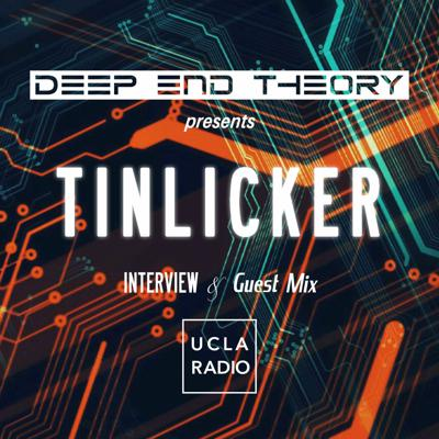 Cover art for Tinlicker [Interview & DET Mix]