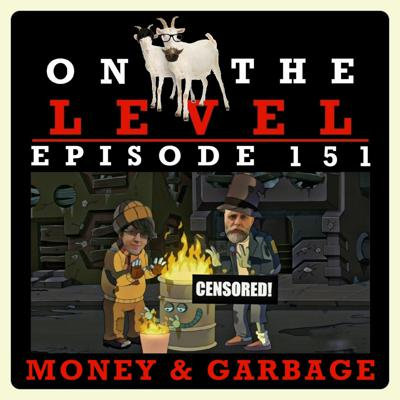 Cover art for Episode 151 - Money & Garbage