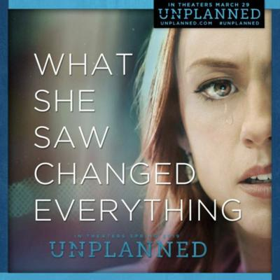 Cover art for Episode 9: Why the Unplanned film is driving abortion activists crazy