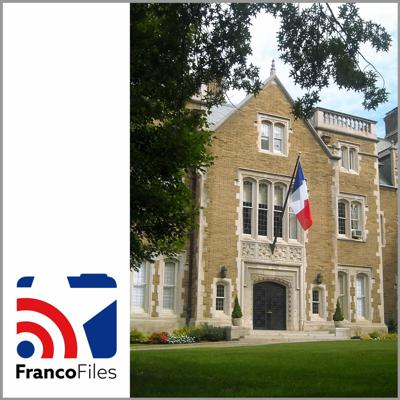 Cover art for Discover the Residence of France! The DC mansion has become a hot spot for the French-American bond.