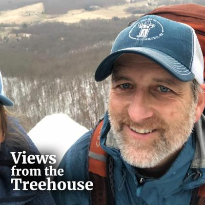 Cover art for Views from the Treehouse' host Gets Grilled on RVA's Outdoor Rec Scene