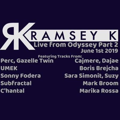 Cover art for Ramsey K Live from Odyssey Atlanta Part 2