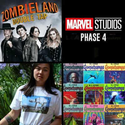 Cover art for Threadcast EP 39 - Zombieland 2, Marvel Phase four, Stranger Things, Comic Con