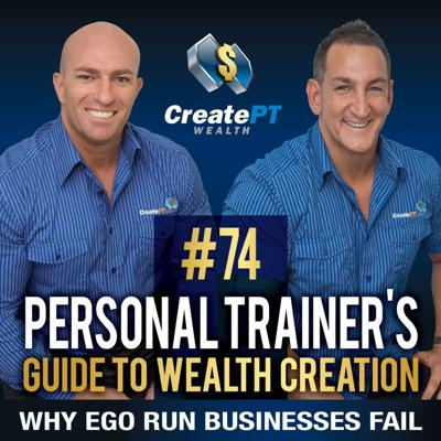 Cover art for Why Ego Run Businesses Fail