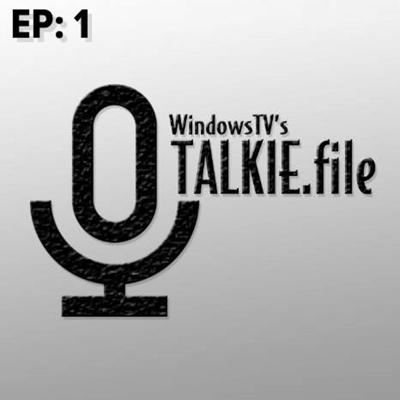 Cover art for TALKIE.file Podcast | Episode 1: A Humongous Programing Story