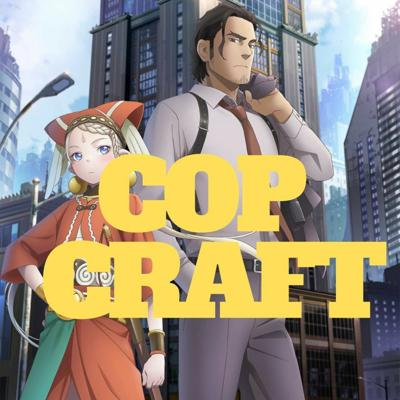 Cover art for Cop Craft