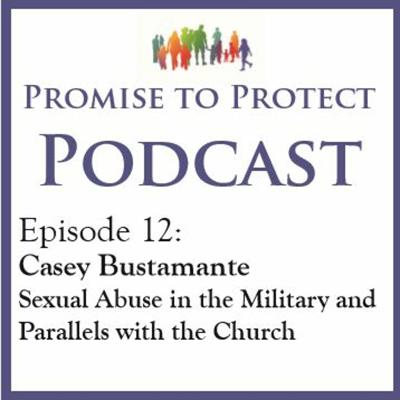 Cover art for Sexual Abuse in the Military and Parallels with the Church