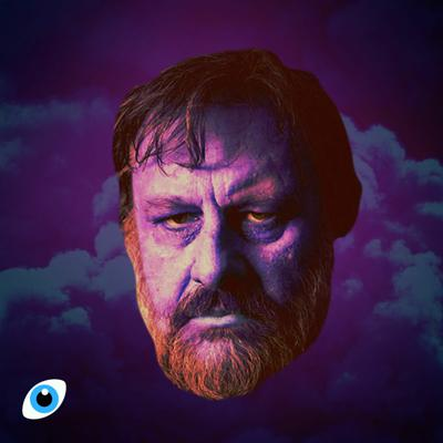 Cover art for Synth Reading -- The Courage Of Hopelessness -- Slavoj Zizek
