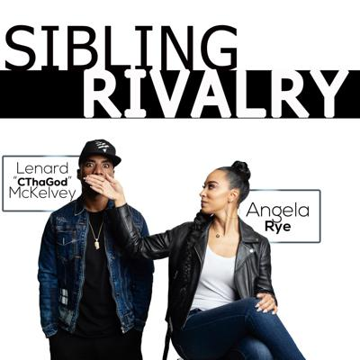 Cover art for Sibling Rivalry Podcast: Episode 04