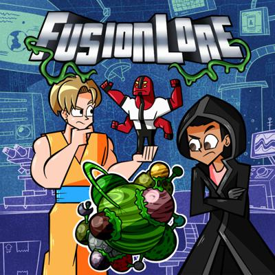 Cover art for FuisonLore #1 The One With A Lot Of Timelines