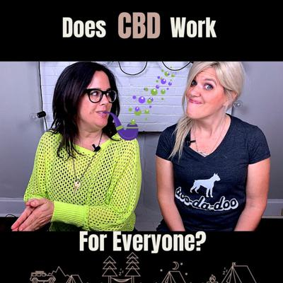 Cover art for Does CBD Work for Everyone?