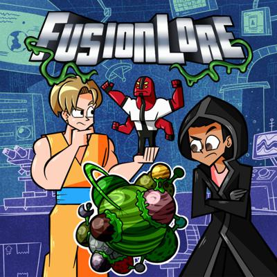 Cover art for FusionLore #3 The One With Gummballs