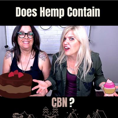 Cover art for Does Hemp Contain CBN?