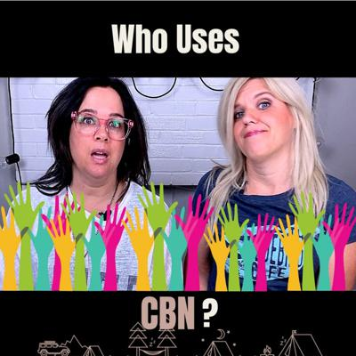 Cover art for Who Uses CBN?