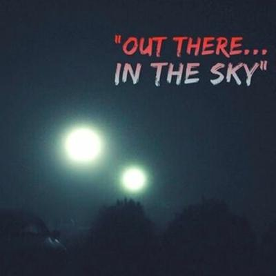Cover art for Out There... In The Sky