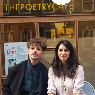 Cover art for National Poetry Competition: Mona Arshi and Wayne Holloway-Smith on writing a prize winning poem