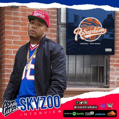 Cover art for Love Ultra Radio Skyzoo Interview