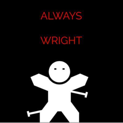 Cover art for Always Wright- Episode 23