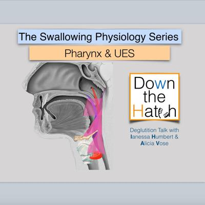 Cover art for The Swallowing Physiology Series: Pharynx and UES