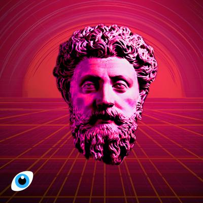Cover art for Synth Reading - The Meditations // Book 7 - Marcus Aurelius