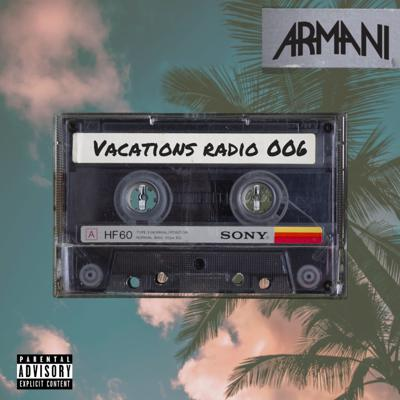 Cover art for Vacations Radio Episode 006