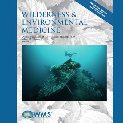 Wilderness & Environmental Medicine - LIVE!