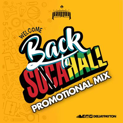 Cover art for DJ Payton - Back To Socahall (Promotional Mix)