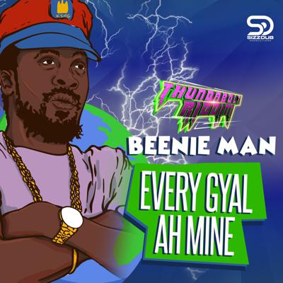 Cover art for Beenie Man - Every Gyal Ah Mine