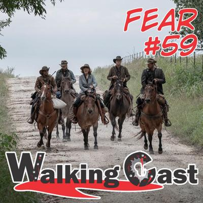 Cover art for WC - FearTWD #59 | S05E15 - Channel 5