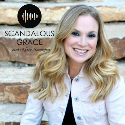 Cover art for Scandalous Grace With Karla Swanigan 10-4-19 Trinity Pines Ranch